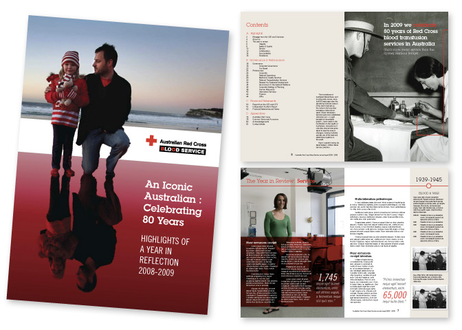Blood Service annual report 2009