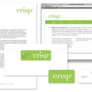 Crisp PR identity scheme